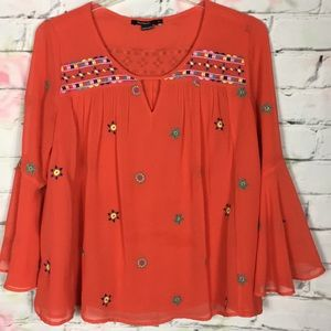 DESIGUAL blouse size XL